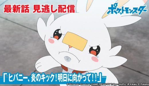 【公式】アニメ「ポケットモンスター」第17話「ヒバニー、炎のキック!明日に向かって!!」-期間限定配信-